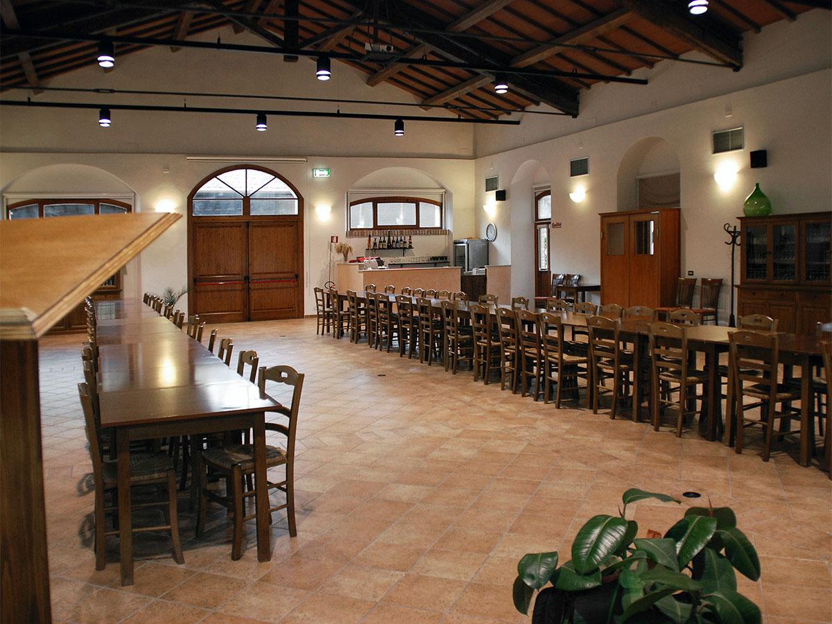 Ristorante Il Vecchio Mulino - Sala cerimonie e conferenze